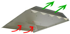 roof tile ventilation